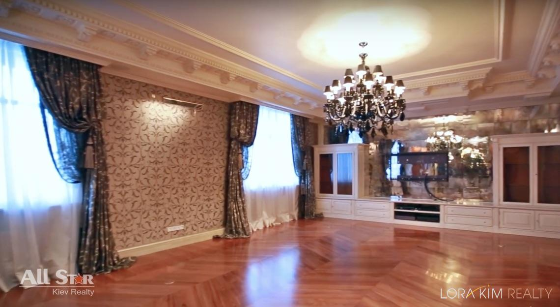 Must See Two Floor Apartment For Rent On Schorsa Street 36b Schorsa Street Kiev